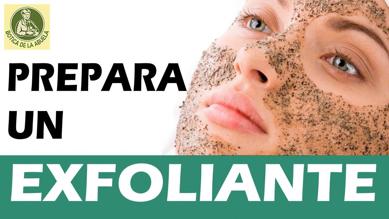 Prepara limpiezas con exfoliantes caseros para el cuidado de tu piel