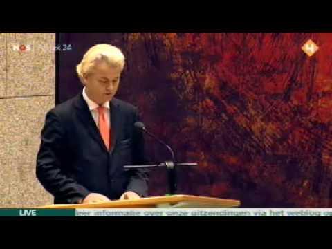 Geert Wilders over ontslag Ella Vogelaar (1e termijn)