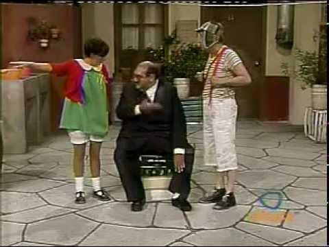 Clube do Chaves - Os calos do Senhor Barriga - Episódio inédito (Espanhol)