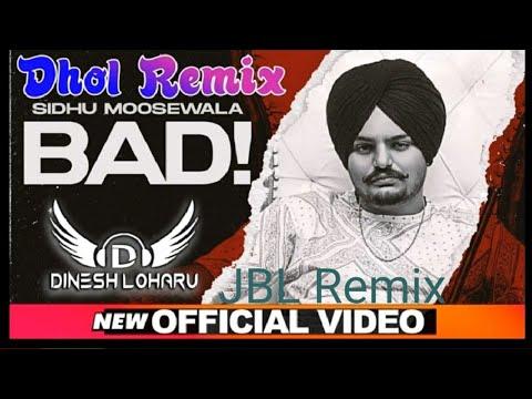 bad-song-dhol-remix-sidhu-moose-wala-ft-jbl-remix-|-new-punjabi-song-2020