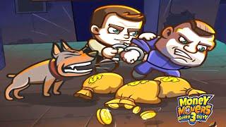 Money Movers 3 - All Final Levels Walkthrough