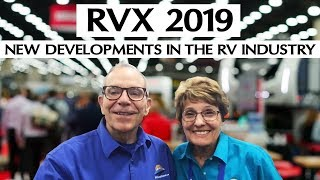 Live from the RVX Kickoff to the 2019 Camping Season Show