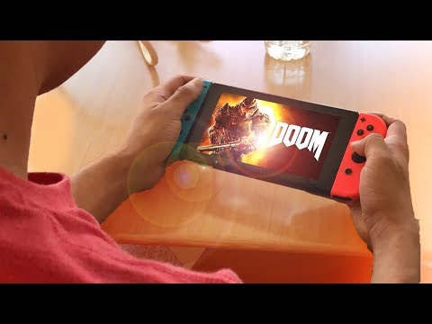 Doom for Nintendo Switch Impressions