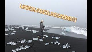 Izland LEGGYÖNYÖRŰBB helye! (világjárás, 16. rész)