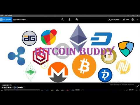 Top Coins For 2018! Which Ones Will Explode! Must See! By Bitcoin Buddy
