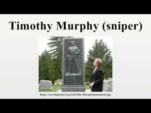 Timothy Murphy (sniper)