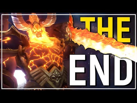 END OF LEGION! Antorus End Cinematic - What It Means For The Future of World of Warcraft
