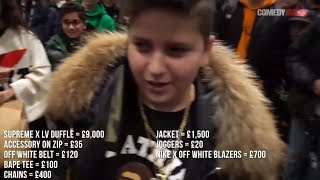 $12,000 DOLLAR OUTFIT! What Rich Kids Wear Compilation