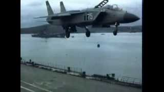 Russian Deck Based Naval Aviation - Part 2 -- палубная авиация России 2(Development of Russian deck based naval aviation during the 1980's till the present., 2012-06-17T06:55:46.000Z)