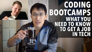 Code Bootcamps - What you need to know to get a job in tech