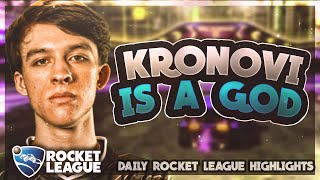 Daily Rocket League Moments: Kro is a god