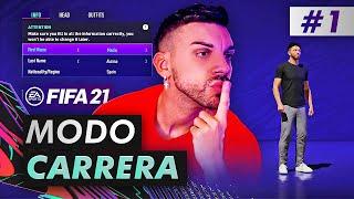 PRIMER EPISODIO de MODO CARRERA en FIFA 21... *MI NUEVO EQUIPO*