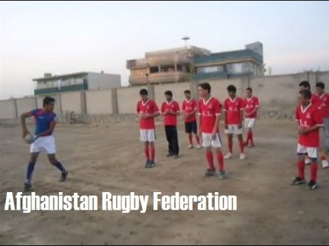Support through Sport UK supports the Afghanistan Rugby Federation