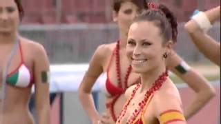 Женский футбол  невероятно 7