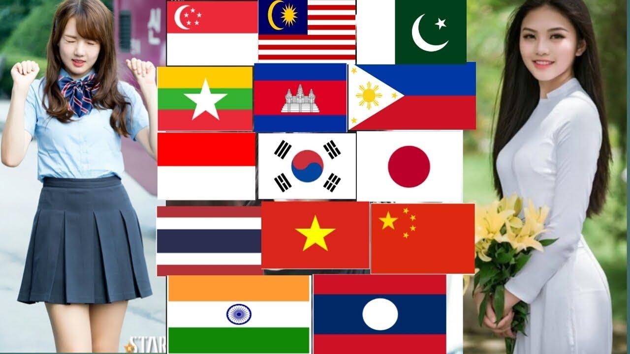Asean School Uniforms.. korean.japan.china.thailand.indonesia.vietnam.malaysian.singapore.pakistan