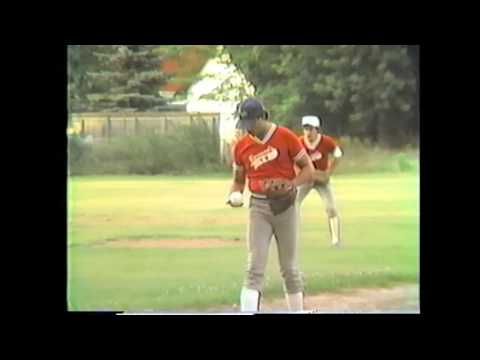 Barcomb's TV - Bowl Mart Men  8-14-86