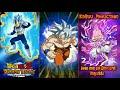 Dokkan Battle Nuking Jiren With Ultra Instinct Goku!