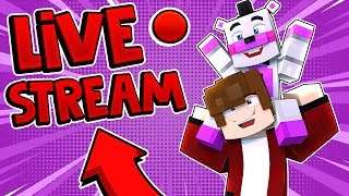 🔴 Minecraft FNAF 6 Pizzeria Simulator - BUY THE HELPY PET! Fun.Mineteria.Com (Minecraft Roleplay)