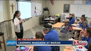 In the Classroom: Learning Mandarin in high school