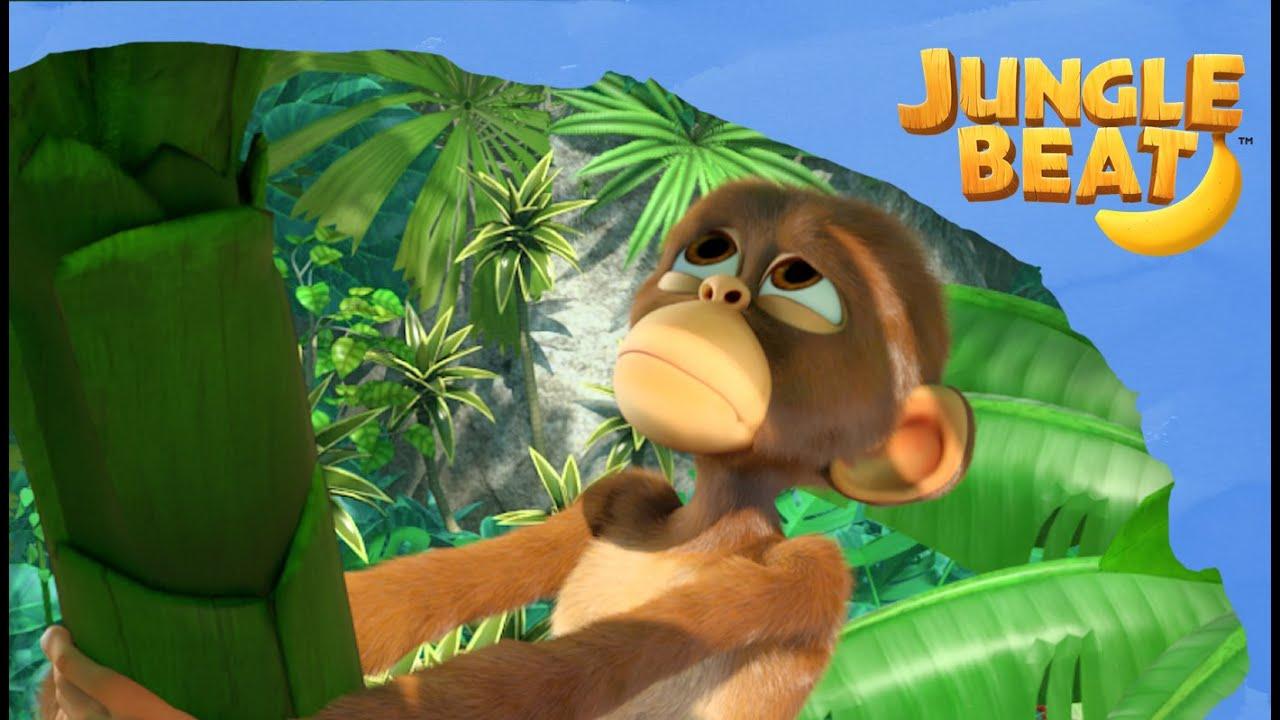 Banana Noir | Jungle Beat: Munki and Trunk | Kids Animation 2021