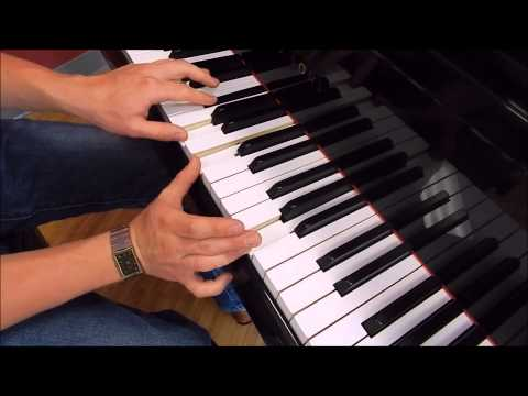 Josh Christina | Off the Cuff Piano Style:Honky Tonk Piano in G