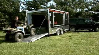 VRV Cargo/Camping Trailers