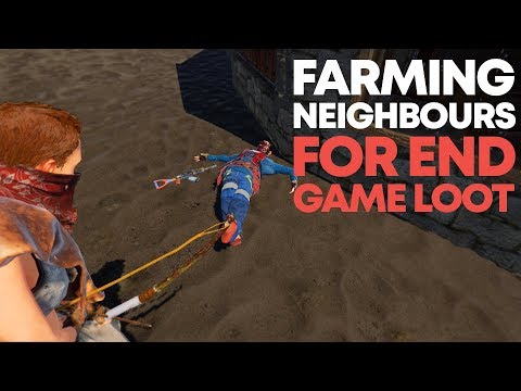 Farming Our Neighbours For End Game Loot | Rust Duo With Tilz (Episode 1) thumbnail
