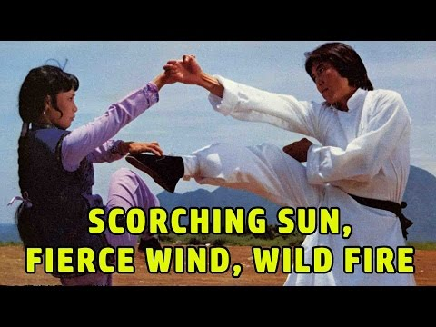 Wu Tang Collection - SCORCHING SUN, FIERCE WIND, WILD FIRE - ENGLISH Subtitled