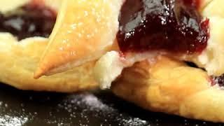 Ovocné náplne - Lístkové koláčiky