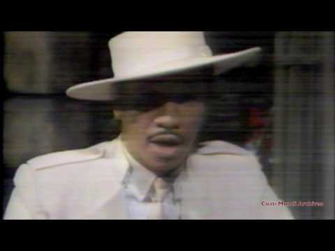 MTV INTERVIEW AUGUST DARNELL (Kid Creole)