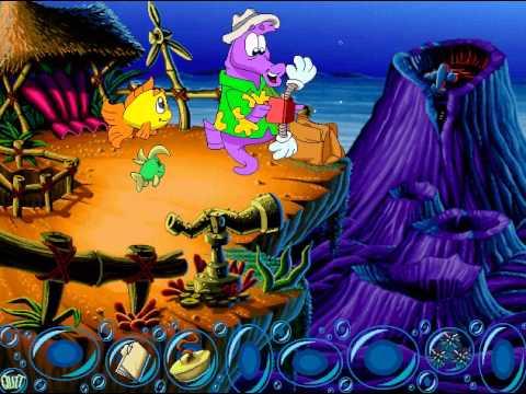 Let's Play!: Freddi Fish 3 (Part 1)