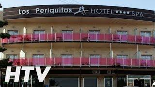 Hotel Spa Los Periquitos en Fortuna