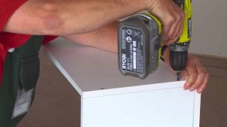 How To Install Wall Cabinets - Diy At Bunnings