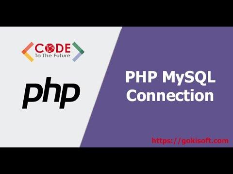 [khóa học lập trình PHP] Kết nối PHP với MySQL (Thực hiện insert) - Khoá PHP căn bản