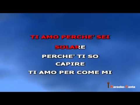 Eugenio Finardi - Patrizia (Video karaoke)