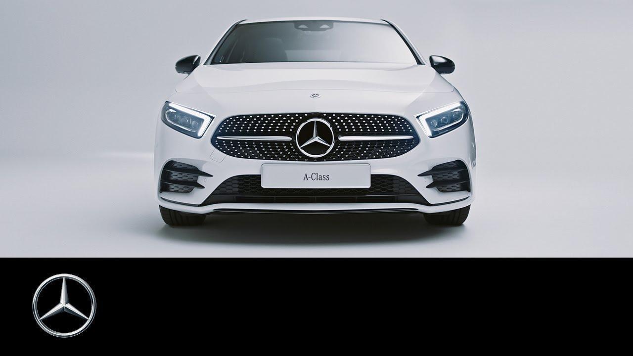 Mercedes-Benz A-Class 2018: The Design