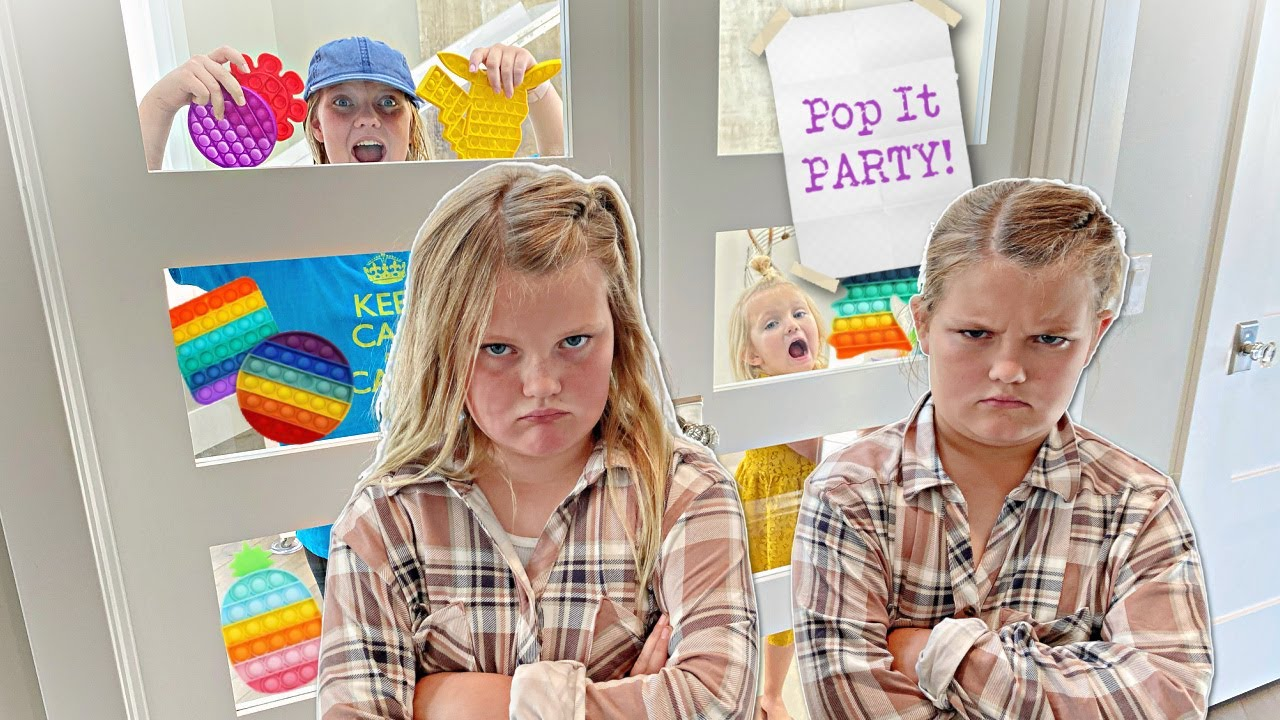 Download POP IT PARTY! We are Not Invited