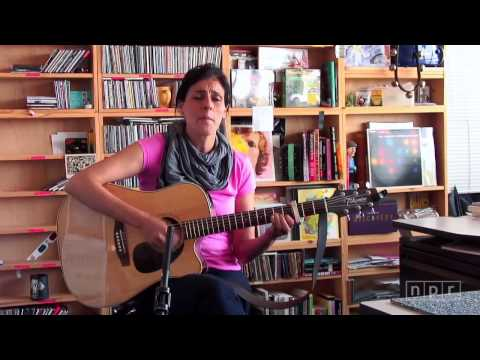 Souad Massi: NPR Music Tiny Desk Concert