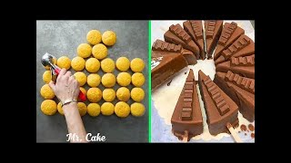 How To Make AMAZING Chocolate Cake Decorating Style 2018 - Amazing Cupcake & 10 Chocolate Cake Ideas