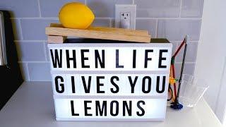 The Lemonade Machine - Part 2: Falldown Day