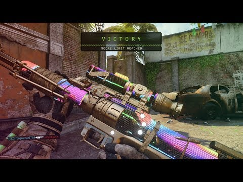 WORLDS FIRST Sniping Rainbow Camo NUCLEAR!!