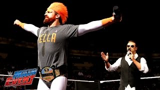 """Miz TV"" with special guest Sheamus: WWE Main Event, October 14, 2014"