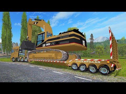 Машинки. Мультики. Строительная Площадка. Симулятор Экскаватора и Грузовика. Trucks Excavatorиз YouTube · Длительность: 7 мин6 с