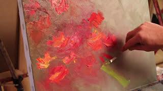 Живопись маслом. Макс скоблинский Курсы. как рисовать цветы букет.Бесплатно oil painting lesson(Запись на мастер-классы Макса Скоблинского по тел. +380506677961 на сайте http://comeon-art.com/mk/ Творческий Тур в Европу..., 2013-10-25T23:54:56.000Z)