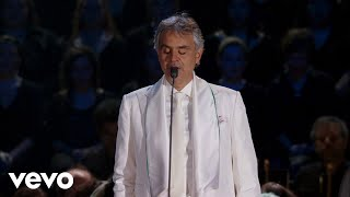 Video Andrea Bocelli, Andrea Griminelli - Funiculì Funiculà - Live From Central Park, USA / 2011 download MP3, 3GP, MP4, WEBM, AVI, FLV Agustus 2018