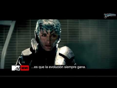 Man of Steel Superman and Faora new fight Clip (720p HD)