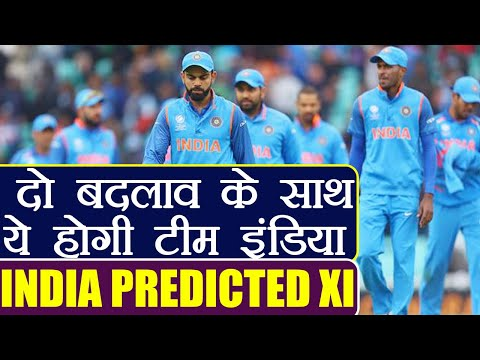 India vs South Africa 6th ODI: Virat Kohli's India Predicted XI vs SA Predicted XI | वनइंडिया हिंदी