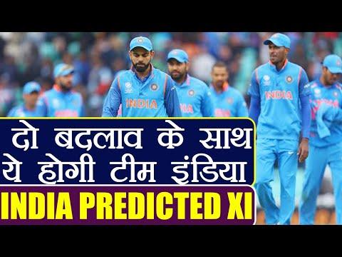 India vs South Africa 6th ODI: Virat Kohli's India Predicted XI vs SA Predicted XI | वनइंडिया हिंदी