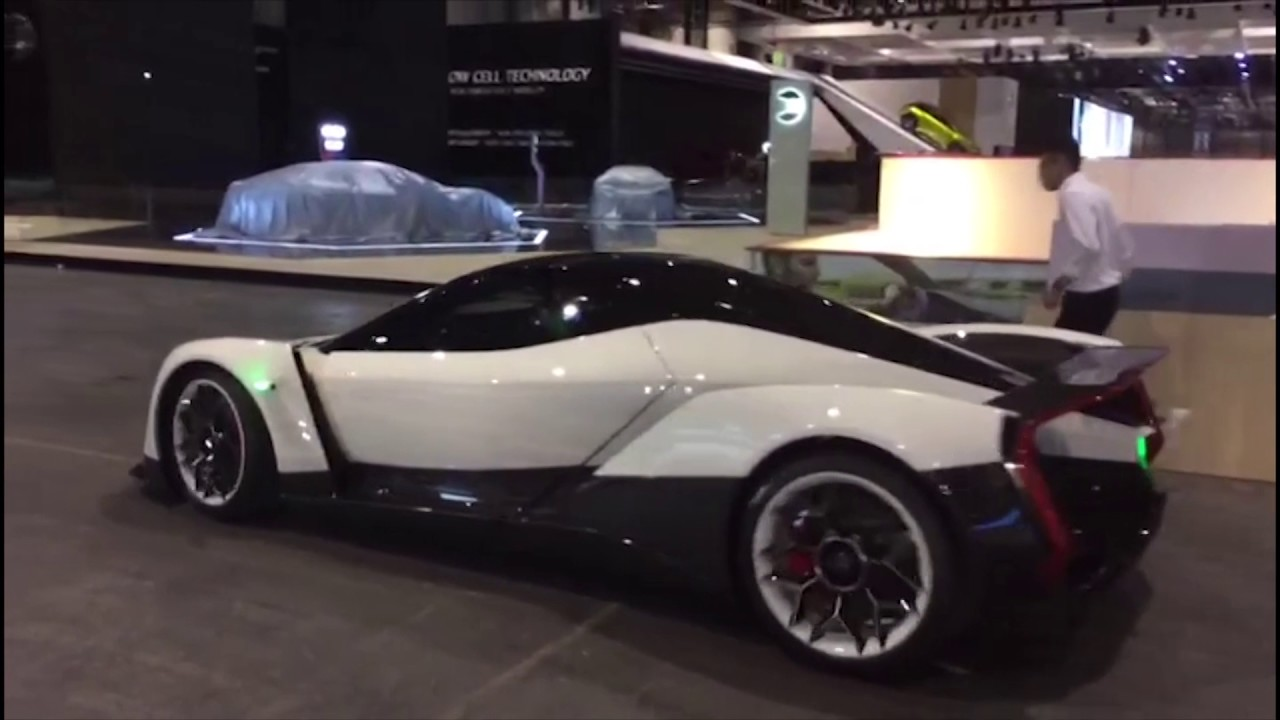 Vanda Electrics Dendrobium Geneva Motor Show 2017 Behind The Scenes