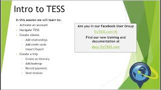 Intro to TESS 06/05/2018